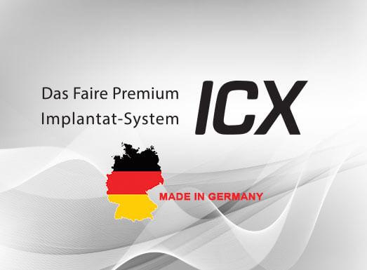 نماینده انحصاری ICX
